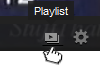 YouTube Playlist Button
